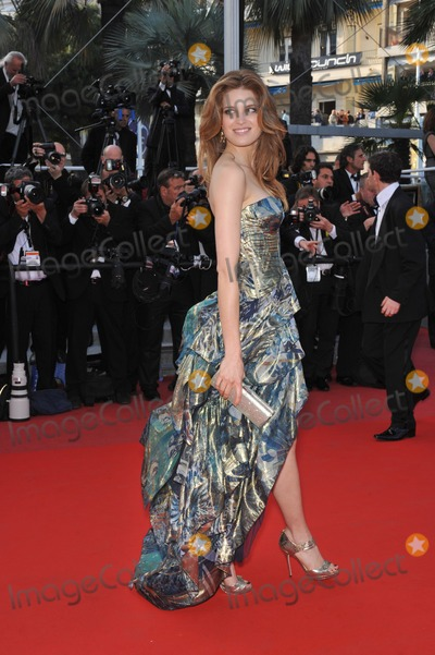 """Alessia Piovan Photo - Alessia Piovan at the premiere screening of """"Wall Street: Money Never Sleeps"""" at the 63rd Festival de Cannes.May 14, 2010  Cannes, FrancePicture: Paul Smith / Featureflash"""