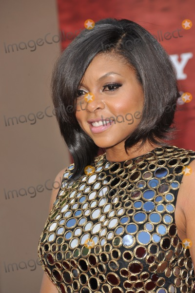 "Taraji P Henson, Taraji P. Henson, Taraji Henson Photo - Taraji P. Henson at the Los Angeles premiere of her new movie ""The Karate Kid"" at Mann Village Theatre, Westwood.