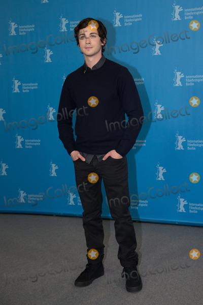 "Logan Lerman Photo - Logan Lerman at the photocall for his movie ""Indignation"" at the 2016 Berlin Film Festival.February 14, 2016  Picture: Kristina Afanasyeva / Featureflash"