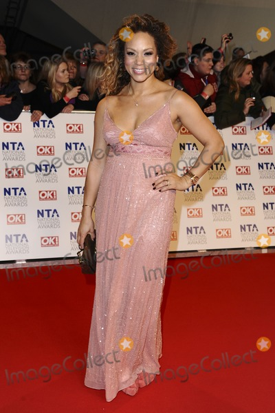Angela Griffin Photo - Angela Griffin arriving for the National Television Awards, O2, London. 25/01/2012 Picture by: Steve Vas / Featureflash