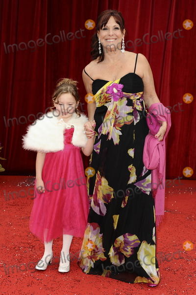 Dianne Keen Photo - Siena Grace Pugsley and Dianne Keen arrives at the British Soap awards 2011 held at the Granada Studios, Manchester.