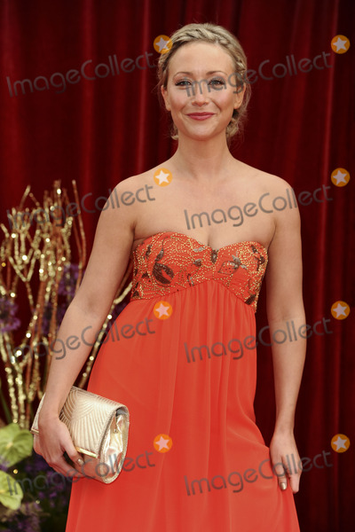 Sammy Winward Photo - Sammy Winward arrives at the British Soap awards 2011 held at the Granada Studios, Manchester.
