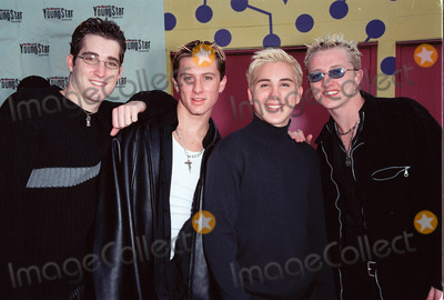 No Authority Photo - 07NOV99: Pop group NO AUTHORITY at the Hollywood Reporter Youngstar Awards at Universal Studios, Hollywood.      Paul Smith / Featureflash