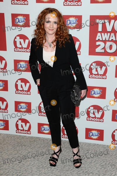 Jenni McAlpine, Jenny McAlpine Photo - Jenni McAlpine arriving for the 2012 TVChoice Awards, at the Dorchester Hotel, London. 10/09/2012. Picture by:  Steve Vas / Featureflash