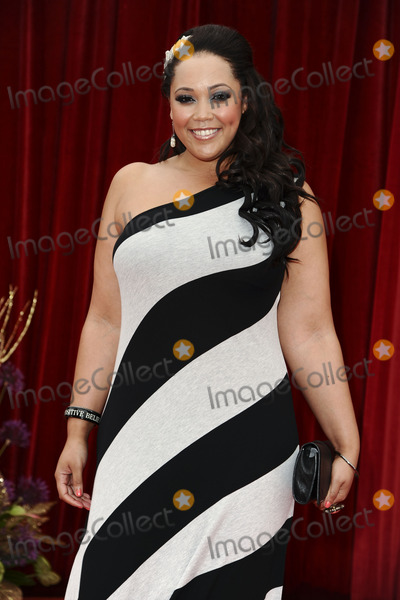 Donnaleigh Bailey Photo - Donnaleigh Bailey arrives at the British Soap awards 2011 held at the Granada Studios, Manchester.