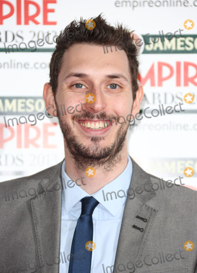 Blake Harrison Photo - Blake Harrison arrives for the Empire Film Awards 2013 at the Grosvenor House Hotel, London. 24/03/2013 Picture by: Henry Harris / Featureflash