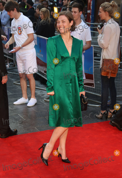Camilla Rutherford, Leicester Square Photo - Camilla Rutherford arriving for the Chariots of Fire Premiere held at the Empire Leicester Square - London, England. 10/07/2012 Picture by: Henry Harris / Featureflash