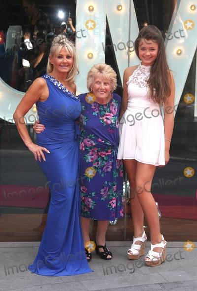 Jessica Wright, Nanny Pat, Carol Wright, Carole Wright, Natalya Wright Photo - Carol Wright, Nanny Pat, Natalya Wright attending as Jessica Wright launches her pop-up boutique, With Love Jess in association with Lipstick Boutique at Westfield Stratford City, east London. 15/08/2013 Picture by: Henry Harris / Featureflash