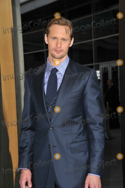 "Alexander Skarsgard, Alexander Skarsgard- Photo - Alexander Skarsgard at the Los Angeles premiere of the fourth season of HBO's ""True Blood"" at the Cinerama Dome, Hollywood.