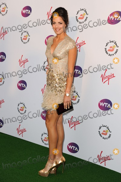 Anna Ivanovic, Anna Maria Perez de Taglé Photo - Anna Ivanovic arriving for the 2012 WTA Pre-Wimbledon Party at the Roof Gardens in Kensington, London. 21/06/2012 Picture by: Steve Vas / Featureflash