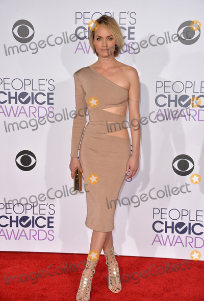 Amber Valletta Photo - Amber Valletta at the People's Choice Awards 2016 at the Microsoft Theatre LA Live. January 6, 2016  Los Angeles, CAPicture: Paul Smith / Featureflash
