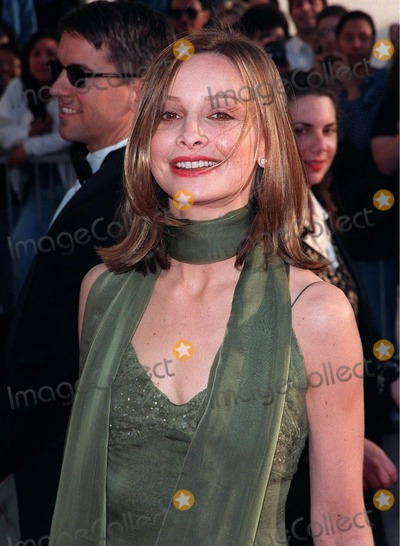 """Calista Flockhart Photo - 08MAR98:  """"Ally McBeal"""" star CALISTA FLOCKHART at the Screen Actors Guild Awards in Los Angeles."""