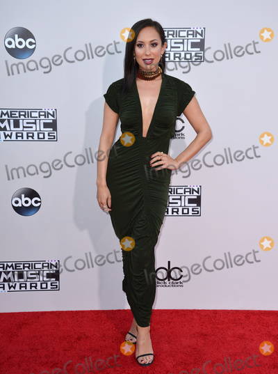 Cheryl Burke Photo - Cheryl Burke at the 2015 American Music Awards at the Microsoft Theatre, LA Live.November 22, 2015  Los Angeles, CAPicture: Paul Smith / Featureflash