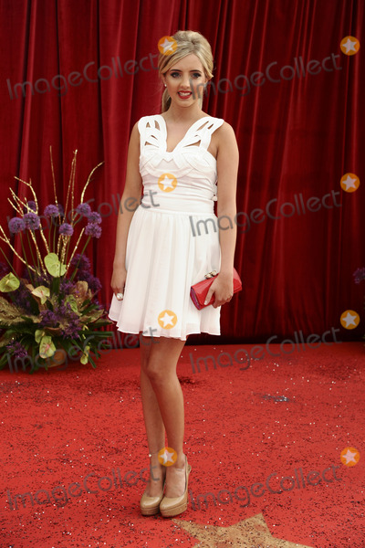 Alice Barlow Photo - Alice Barlow arrives at the British Soap awards 2011 held at the Granada Studios, Manchester.14/05/2011  Picture by Steve Vas/Featureflash
