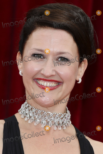 Angela Lonsdale Photo - Angela Lonsdale arrives at the British Soap awards 2011 held at the Granada Studios, Manchester.