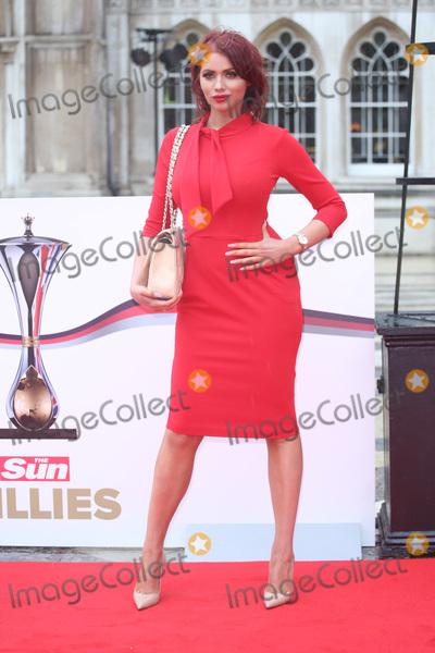 Amy Childs, James Smith Photo - Amy Childs at The Sun Military Awards 2016 (Millies) held at the Guildhall, London. 
