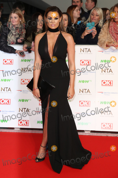 Jessica Wright, James Smith Photo - Jessica Wright at The National Television Awards 2016 (NTA's) held at the O2 Arena, London. 