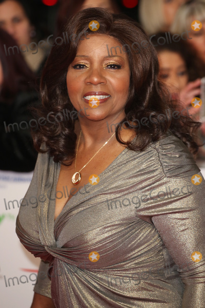Gloria Gaynor, James Smith, The National Photo - Gloria Gaynor at The National Television Awards 2016 (NTA's) held at the O2 Arena, London. 