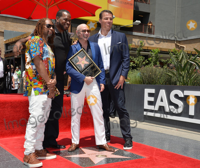 Lil Jon, Lil' Jon, Luther Campbell, Pitbull, Tony Robbins Photo - LOS ANGELES, CA. July 15, 2016: Singer Pitbull (Armando Christian Perez) with Lil Jon, Luther Campbell & motivational speaker Tony Robbins on Hollywood Blvd where Pitbull was honored with the 2,584th star on the Hollywood Walk of Fame.