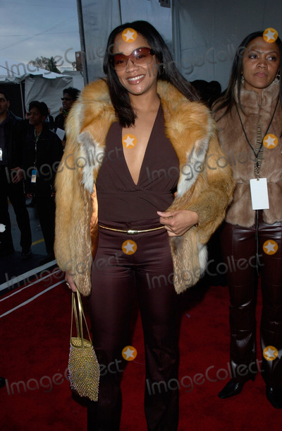 Arnelle Simpson, O J Simpson, O. J. Simpson, O.j. Simpson, Train, OJ SIMPSON Photo - ARNELLE SIMPSON, daughter of O.J. Simpson, at the 15th Annual Soul Train Music Awards in Los Angeles.28FEB2001.   Paul Smith/Featureflash