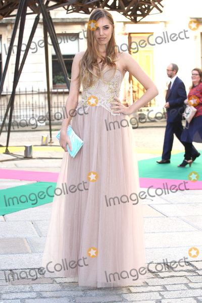 Amber Le Bon, James Smith Photo - Amber Le Bon at the Royal Academy of Arts Summer Exhibition 2015 at the Royal Academy, London. 