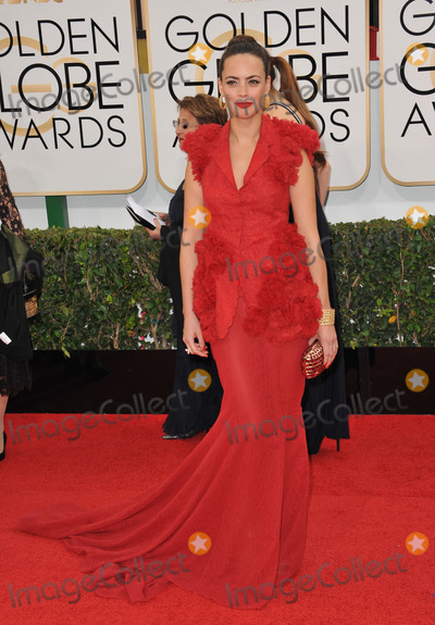 Berenice Bejo Photo - Berenice Bejo at the 71st Annual Golden Globe Awards at the Beverly Hilton Hotel.