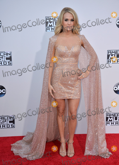 Carrie Underwood Photo - Carrie Underwood at the 2015 American Music Awards at the Microsoft Theatre, LA Live.November 22, 2015  Los Angeles, CAPicture: Paul Smith / Featureflash