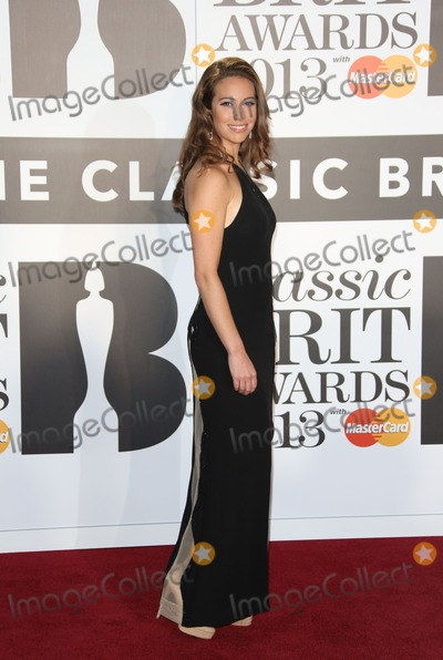 Amy Dixon, Albert Hall Photo - Amy Dixon at the The Classic Brit Awards 2013 held at the Royal Albert Hall, London. 02/10/2013 Picture by: Henry Harris / Featureflash