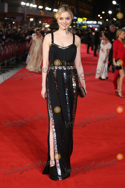 """Bella Heathcote, James Smith, Leicester Square Photo - Bella Heathcote at the European premiere for """"Pride and Prejudice and Zombies"""" at the Vue West End, Leicester Square.February 1, 2016  London, UKPicture: James Smith / Featureflash"""