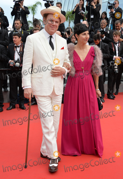 Alison Dickey, John C Reilly, John C. Reilly, John C.Reilly Photo - John C. Reilly & Alison Dickey at the closing gala at the 68th Festival de Cannes.May 24, 2015  Cannes, FrancePicture: Paul Smith / Featureflash
