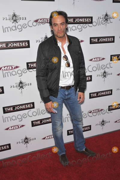 "Anthony Delon, Alain Delon Photo - Anthony Delon (actor son of Alain Delon) at the Los Angeles premiere of ""The Joneses"" at the Arclight Theatre, Hollywood.