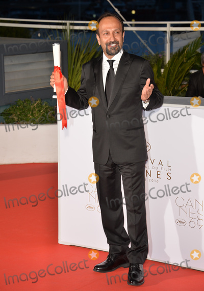 Asghar Farhadi Photo - Director Asghar Farhadi, winner for Best Screenplay for 'The Salesman (Forushande)', at the winners' photocall at the 69th Festival de Cannes.
