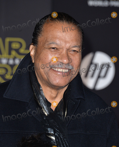 """Billy Dee Williams, Dee Williams Photo - Actor Billy Dee Williams at the world premiere of """"Star Wars: The Force Awakens"""" on Hollywood Boulevard.December 14, 2015  Los Angeles, CAPicture: Paul Smith / Featureflash"""