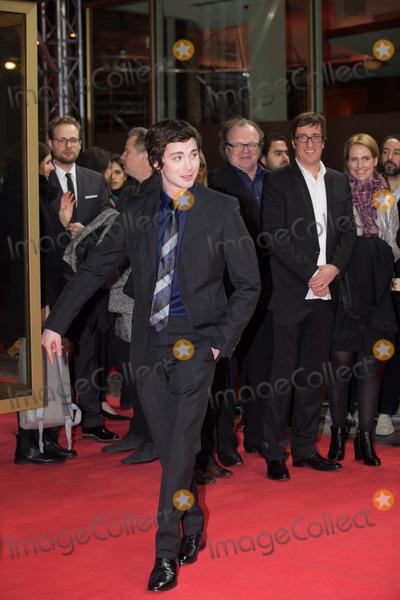 "Logan Lerman Photo - Logan Lerman  at the premiere of ""Indignation"" at the 2016 Berlin Film Festival.February 14, 2016  Picture: Kristina Afanasyeva / Featureflash"