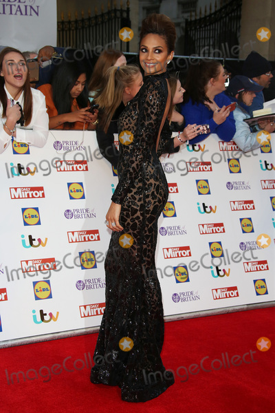 Alesha Dixon, James Smith Photo - Alesha Dixon at the 2015 Pride of Britain Awards at the Grosvenor House Hotel.