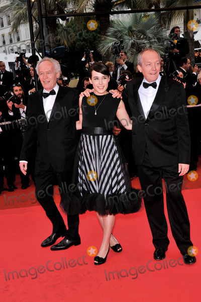 Arta Dobroshi, Jean Pierre, Jean-Pierre Dardenne, Luc Dardenne, Pierre Bergé Photo - Jean-Pierre Dardenne, Arta Dobroshi & Luc Dardenne  at the closing gala ceremony at the 61st Annual International Film Festival de Cannes. May 25, 2008  Cannes, France.Picture: Paul Smith / Featureflash
