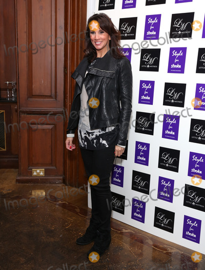 Andrea Mclean, Strokes Photo - Andrea McLean arriving for the Style for Stroke Party, 5 Cavendish Square, London. 02/10/2012 Picture by: Henry Harris  / Featureflash