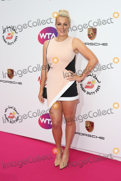 Anastasia Pavlyuchenkova, Anastasia, James Smith Photo - Anastasia Pavlyuchenkova at The WTA Pre-Wimbledon Party 2014 presented by Dubai Duty Free held at The Roof Gardens, Kensington - Arrivals