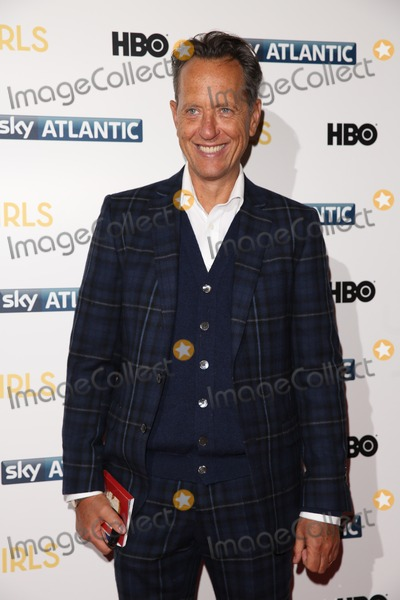 Richard E Grant, Richard E. Grant Photo - Richard E. Grant arriving for the Girls - UK premiere of the third series held at the Cineworld Haymarket - Arrivals, London. 15/01/2014 Picture by: Henry Harris / Featureflash