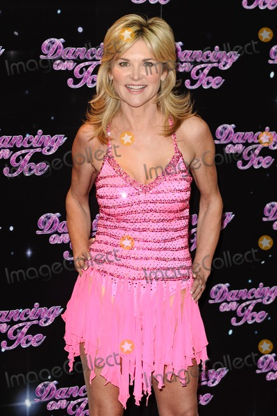 """Anthea Turner Photo - Anthea Turner arriving for the launch of """"Dancing on Ice"""" 2013 at LWT, South Bank, London. 03/01/2013 Picture by: Steve Vas / Featureflash"""