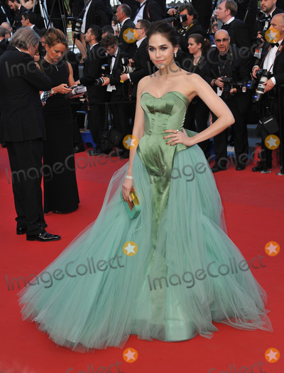 """Photo - Araya A. Hargate at gala premiere for """"Behind the Candelabra"""" at the 66th Festival de Cannes.May 21, 2013  Cannes, FrancePicture: Paul Smith / Featureflash"""