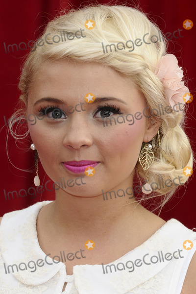 Jessica Forrest Photo - Jessica Forrest arrives at the British Soap awards 2011 held at the Granada Studios, Manchester.