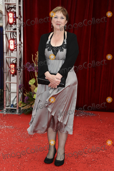 Pauline Quirke Photo - Pauline Quirke arrives at the British Soap awards 2011 held at the Granada Studios, Manchester.