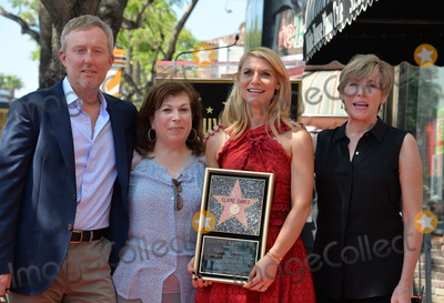 "Bess Armstrong, Claire Danes, Alex Gansa, CLAIR DANES Photo - ""Homeland"" star Claire Danes & producer Alex Gansa, writer/actress Winnie Holzman & actress Bess Armstrong on Hollywood Boulevard where she was honored with the 2,559th star on the Hollywood Walk of Fame.