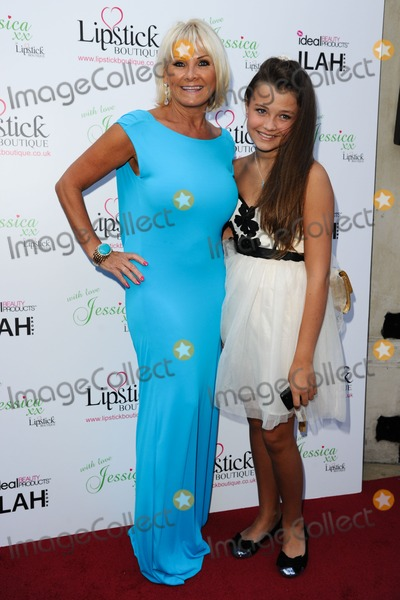 Jessica Wright, Carol Wright, Carole Wright Photo - Carol Wright and daughter, Natalia arrives for the Lipstick Boutique & Jessica Wright clothing launch, Sanctum Soho Hotel, London. 21/08/2012 Picture by: Steve Vas / Featureflash