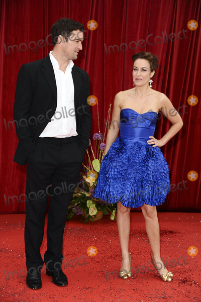 Matthew Chambers Photo - Matthew Chambers and Elisabeth Dermot Walsh arrive at the British Soap awards 2011 held at the Granada Studios, Manchester.