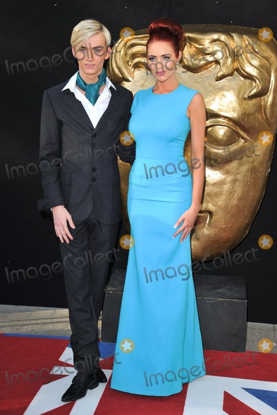 Harry Derbridge, Amy Childs Photo - Amy Childs and Harry Derbridge arriving for the BAFTA TV Awards 2012 at the Royal Festival Hall, South Bank, London. 27/05/2012 Picture by: Steve Vas / Featureflash