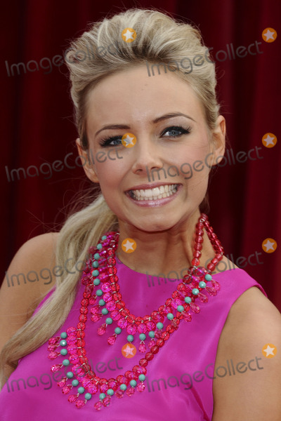 Sacha Parkinson Photo - Sacha Parkinson arrives at the British Soap awards 2011 held at the Granada Studios, Manchester.14/05/2011  Picture by Steve Vas/Featureflash
