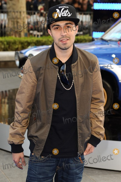 Adam Deacon, Leicester Square Photo - Adam Deacon arriving for the 'Fast And Furious 6' Premiere, at Empire Leicester Square, London. 07/05/2013 Picture by: Steve Vas / Featureflash