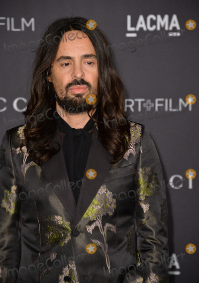Alessandro Michele Photo - Alessandro Michele, Gucci creative director, at the 2015 LACMA Art+Film Gala at the Los Angeles County Museum of Art.